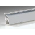 Плинтус кухонный пластиковый широкий с алюмин.фольгой 3,05